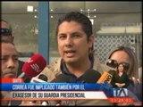 Correa podría ser procesado penalmente por presunto secuestro