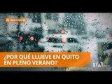 El Inamhi pronostica lluvias para los próximos días - Teleamazonas