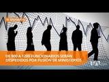 Servidores públicos dudan de que sean contratados por sector privado - Teleamazonas