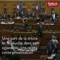 Privatisation d'Aéroports de Paris, le Sénat dit « Non »