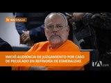 Carlos Pareja Yannuzzelli y Álex Bravo vuelven a los tribunales - Teleamazonas