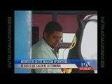 Agentes de la Comisión de Tránsito realizan operativos de control de buses