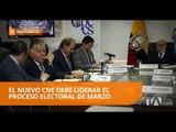 CPCCS-T dice que el CNE será designado en menos de 15 días - Teleamazonas