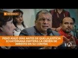 Correa solicitó asilo en Bélgica en junio pasado - Teleamazonas