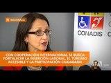 Ecuador y Argentina fortalecen políticas públicas sobre discapacidad - Teleamazonas