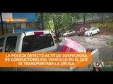 La Policía Nacional decomisó 370 kilos de droga - Teleamazonas