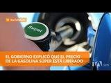 El Decreto 619 establece el nuevo precio de las gasolinas extra y ecopaís - Tel