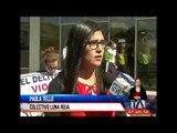 Se suspende audiencia de taxista que fue acusado de violación -Teleamazonas