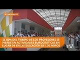 El ministro de educación explicó detalles de cambios en pénsum - Teleamazonas