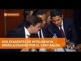 Inicia audiencia de juzgamiento de dos procesados por caso Balda - Teleamazonas