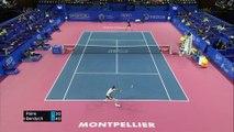 OSDF19 - Deuxième tour - Highlights - Paire vs Berdych