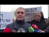 PD protestë në Fier, banorët bllokojnë rrugën: Kjo qeveri po hesht, është koha të ngremë zërin