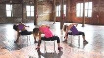 CRUNCH - Zuta Gilchriest - Hot Seat Workout