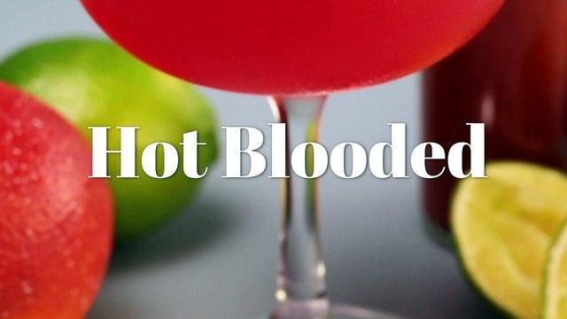 Hot Blooded Cocktail Recipe - Liquor.com