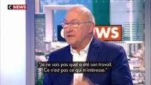 Michel Sapin : « Marine Le Pen a une vision rabougrie de l'Europe »