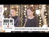Rock On Live session : WAAN & BOWKY Cover Angel Original by Sarah Mclachlan
