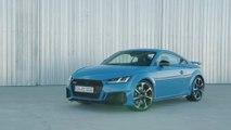 Der neue Audi TT RS Dynamischer Auftritt - das Außendesign