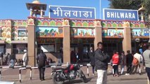 Bhilwara Railway Station: Indian Railways beautifying with Indian Culture and history |Oneindia News
