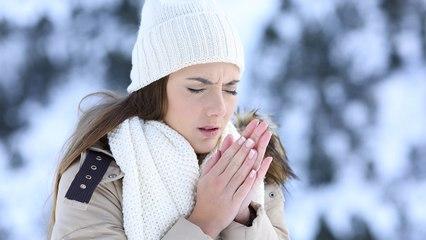 Diesen Einfluss hat kaltes Wetter auf unseren Körper