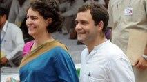 Priyanka Gandhi की Politics में एंट्री से गूंज उठा ये नारा, Rahul Gandhi हुए गदगद | वनइंडिया हिंदी