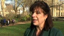 Claire Perry defends energy price cap despite £117 rise