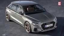 VÍDEO: Audi A3 Sportback, así será el futuro compacto