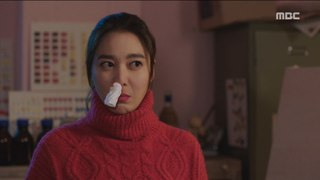 Blessing of the Sea EP16 She has a nosebleed 용왕님 보�