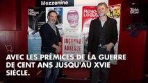 """INFO TELESTAR. Bruno Solo a signé pour une saison 3 de """"La guerre des trônes"""" sur France 5"""