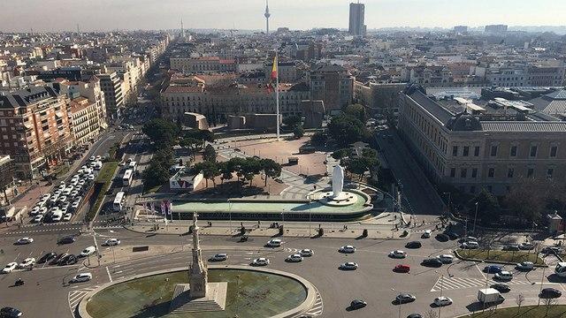 #YOVOY Manifestación en la Plaza de Colón
