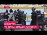 Venezuela cerca del autogolpe