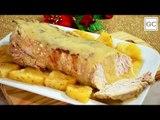 Lombo assado com abacaxi | Receitas Guia da Cozinha