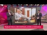 Lavado: Los señalados por Martínez Rojas