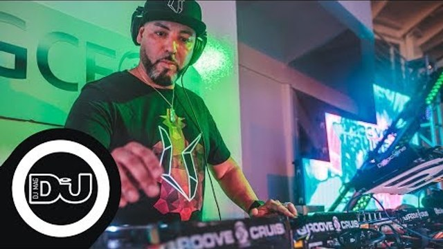 Roger Sanchez House Set From Groove Cruise Miami