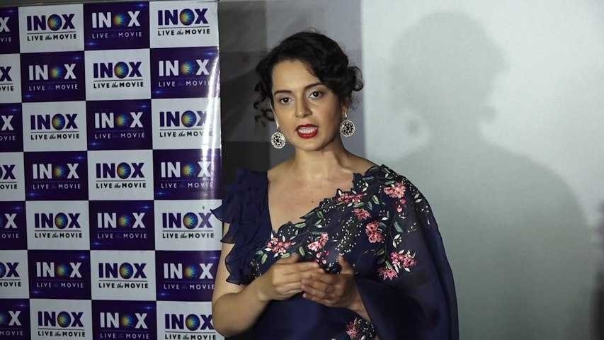 Kangana Ranaut threatens Bollywood over Manikarnika boycott