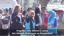 Rohingyas: A. Jolie appelle la Birmanie à cesser la persécution