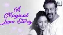 Anniversary Special : The Magical Love Story Of Sanjay Dutt And Maanyata Dutt