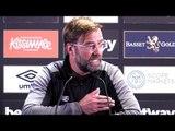 West Ham 1-1 Liverpool - Jurgen Klopp Full Post Match Press Conference - Premier League