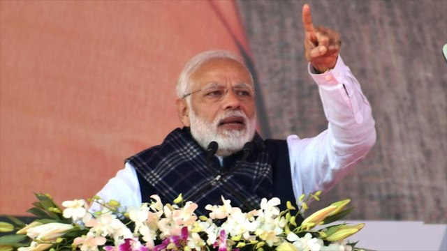 Congress doesn't want Indian Air Force to be strong: PM Modi on Rafale jibe