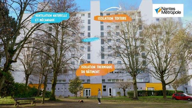 Mon projet rénov : Nantes Métropole s'investit dans la transition énergétique des logements
