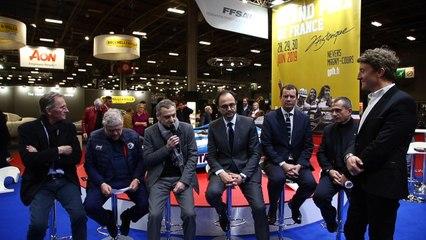 Conférence_de presse Grand Prix de France Historique 2019 - Rétromobile