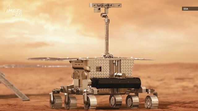 It's A Girl! The Rover That Will Be Searching For Life On Mars Just Got Its Name