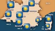 Météo du 8 février : grand bleu sur toute la Provence