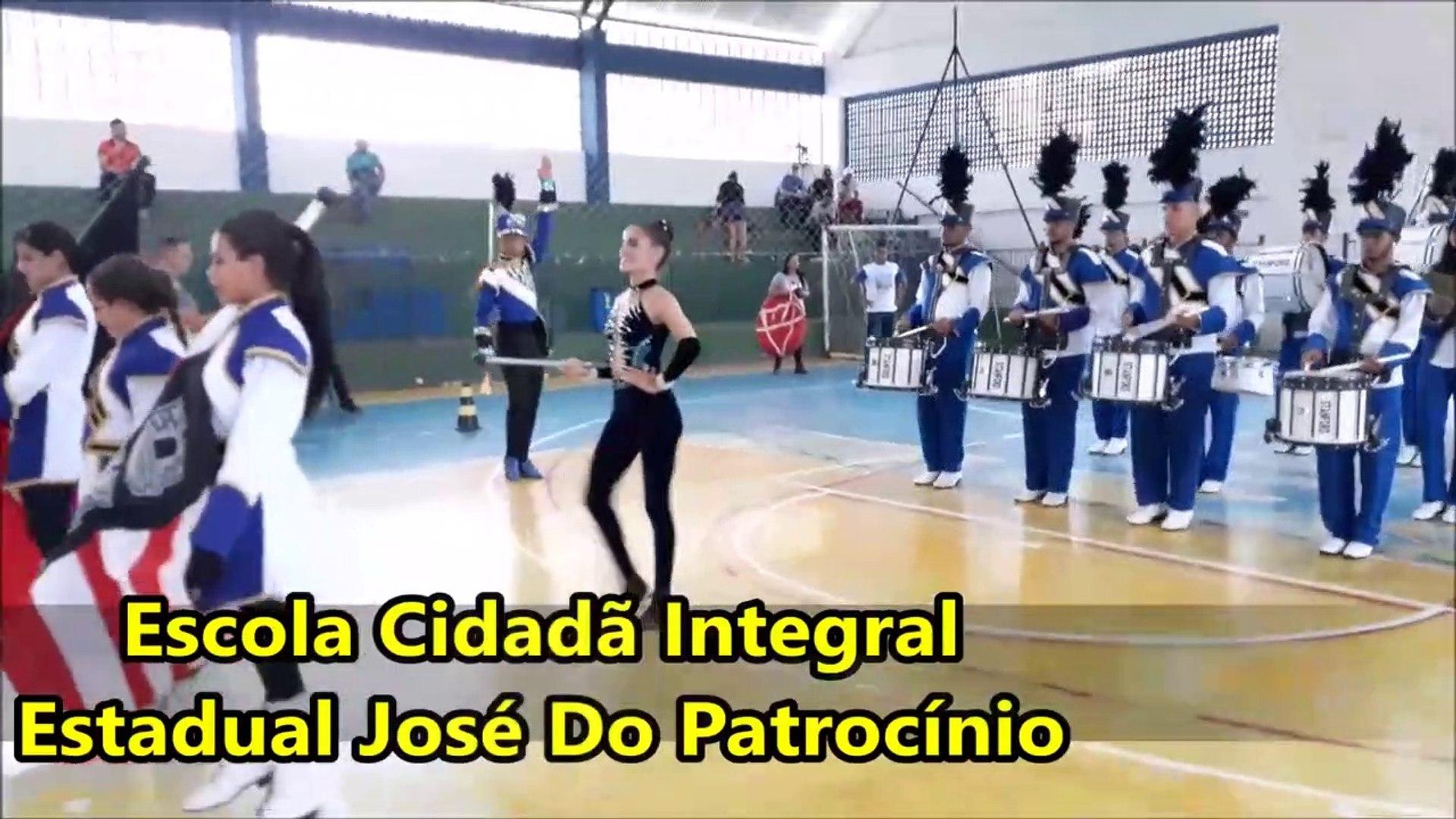 BANJEP - BANDA JOSE DO PATROCINIO 2018 - VI COPA NACIONAL DE CAMPEÃS DE BANDAS E FANFARRAS