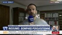 """Manuel Bompard (LFI) perquisitionné, il dénonce """"une opération politique"""""""