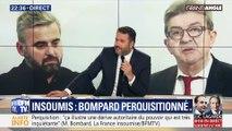 Insoumis: Manuel Bompard perquisitionné (1/2)