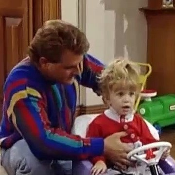 Full House S03E04 Nerd for a Day