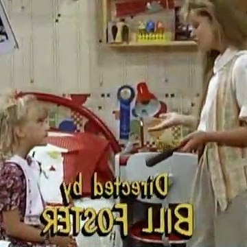 Full House S03E02 Back to School Blues