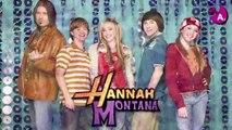 HANNAH MONTANA Avant et Après 2017 (Hannah Montana Film et Série Télévisée)