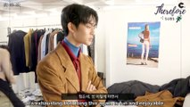 [ENG SUB] 190125 Bae Jinyoung X Allure Behind Story by Therefore Subs