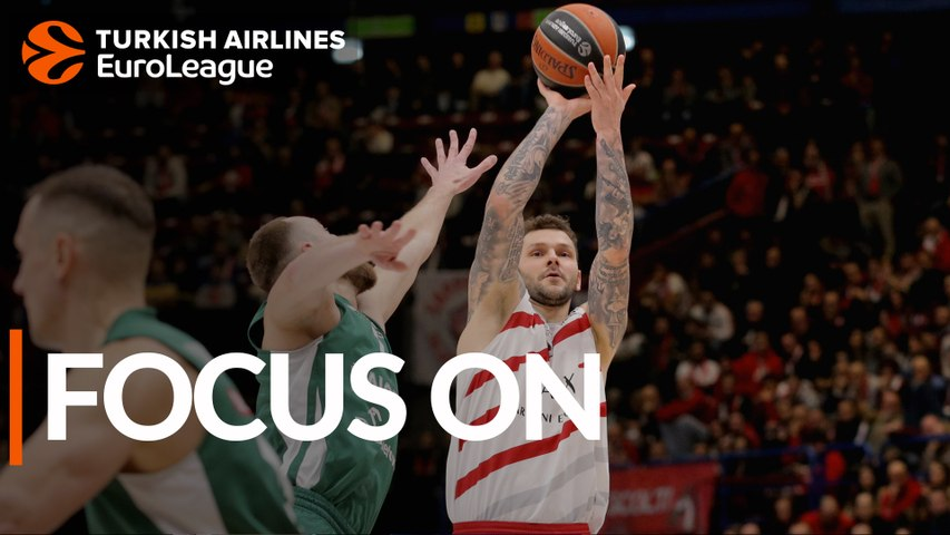 Focus on: Vladimir Micov, AX Armani Exchange Olimpia Milan